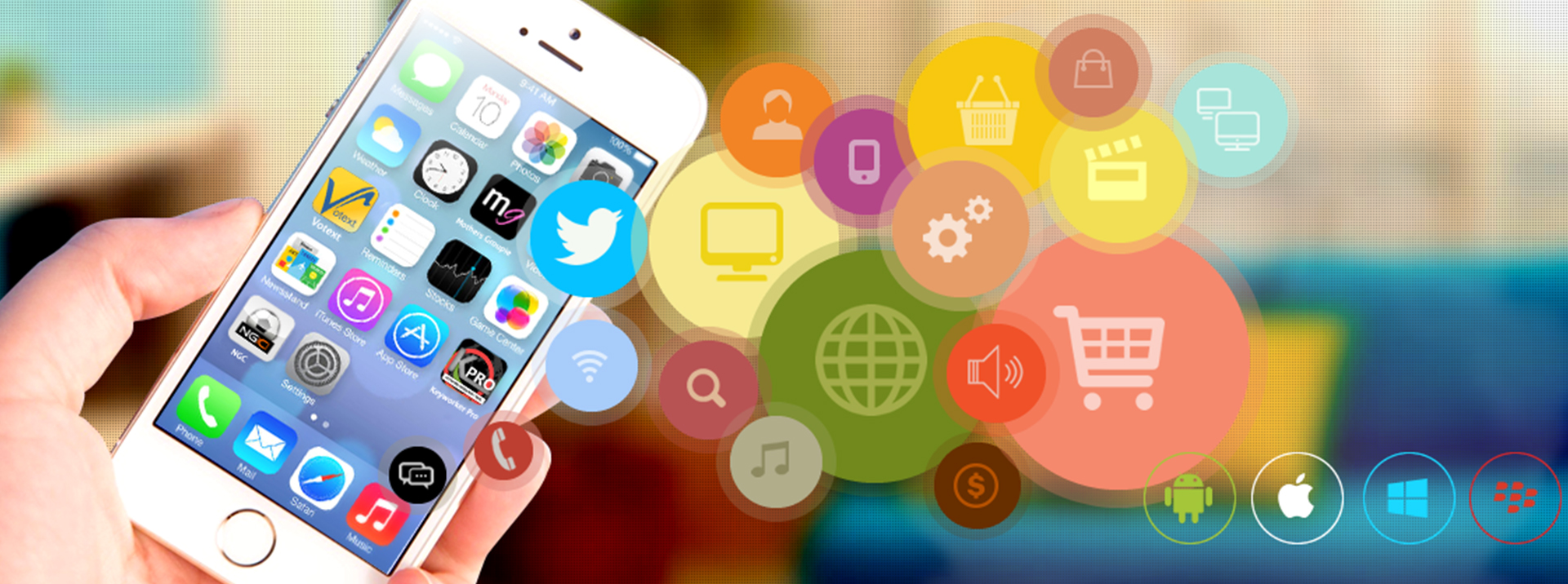 Create apps that scale your business
